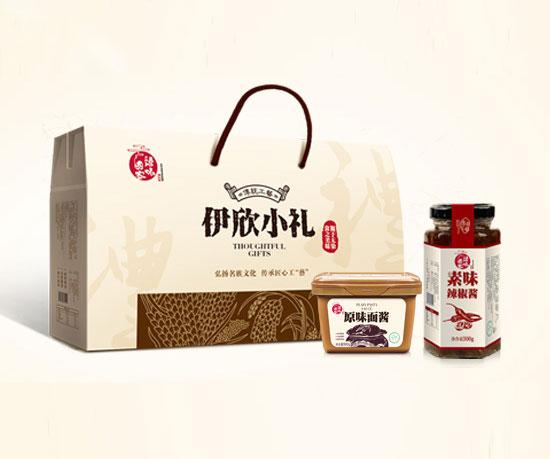 臻味国蜜品牌包装礼盒升级