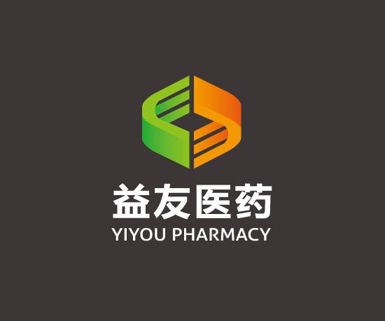 益友医药连锁品牌标识VI设计