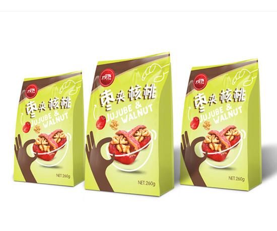 木兰红枣夹核桃包装(天猫专供)