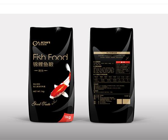 宠物鱼食包装