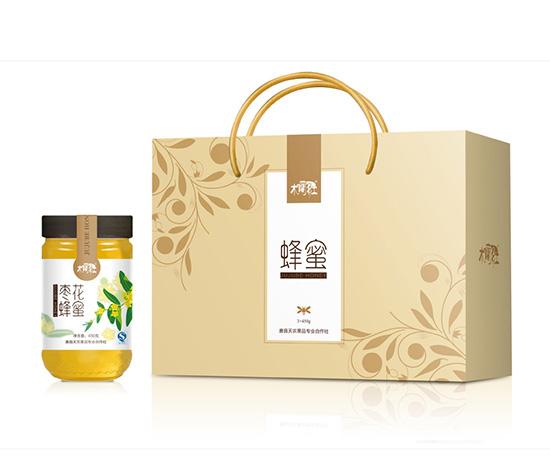 木兰红蜂蜜礼盒