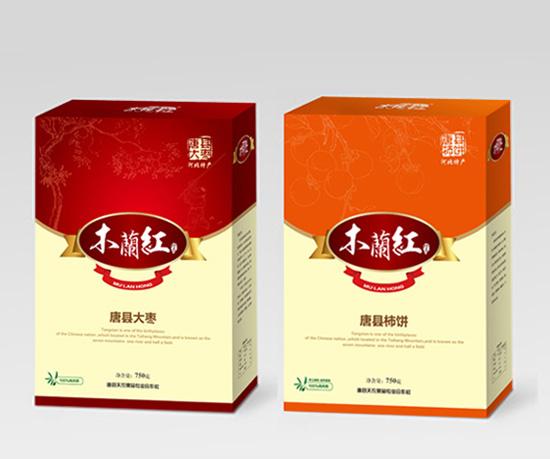 木兰红礼盒&包装