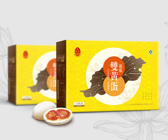 咸鸭蛋系列包装