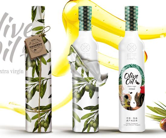 祥宇橄榄油品牌包装升级