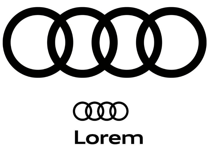 北京logo设计,奥迪扁平化标志,奥迪logo升级设计,汽车logo设计,工业